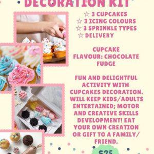 Cupcake Deco Workshop